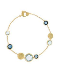 Shop women's bracelets at Neiman Marcus. Add some charm to your wardrobe with these gold and silver cuffs and bracelets. Tassel Necklace, Turquoise Necklace, 18k Gold Bracelet, Marco Bicego, London Blue Topaz, Stone Cuts, Adjustable Bracelet, Hand Engraving, Jaipur