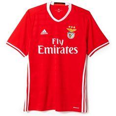 Benfica Jersey 2016/17 Home Soccer Shirt
