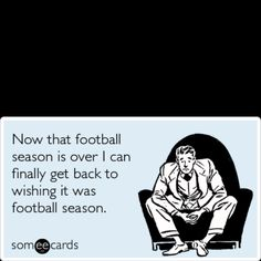 Ready for some football!!!