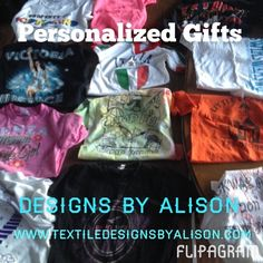 Graduation time is here. Designs by Alison has personalized gifts for grads and all occasions. Link in Bio www.textiledesignsbyalison.com #designsbyalison #designsbyalisonUSA #Etsy #madeinUSA #personalized #gifts #tshirt #quilts #memory #grad #graduation # #handmade #custom #funstuff #mothersday #birthday #sewing  ♫ Av Av Av - Leia's Theme Made with Flipagram - https://flipagram.com/f/UsNONn6Bvl