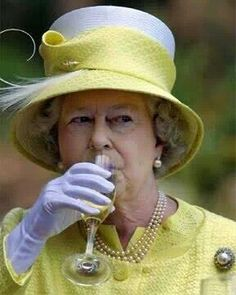 British's Queen Elizabeth II samples a Barrosa wine while visiting Chateau Barrosa in Adelaide, 28 February The British monarch, who is in Australia on the final leg of her golden jubilee tour,. Get premium, high resolution news photos at Getty Images Commonwealth, God Save The Queen, Palais De Buckingham, Prinz Philip, Die Queen, Royal Queen, Isabel Ii, Her Majesty The Queen, Royal Families