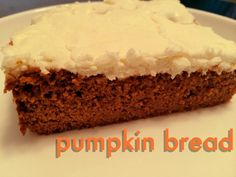 Pumpkin Lovers.... Run! Don't walk to the grocery store to get all the ingredients to make this!!! I am not kidding when I say this is one of the best THM desserts I've ever made!
