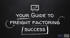 Freight factoring ensures the payment of invoice within 24 hours of delivering a load. Conducting business with invoice factoring provides steady, sufficient cash flow and can help owners and drivers provide the best service to clients.