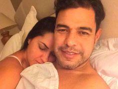 """Graciele Lacerda não desgruda de Zezé e leva bronca de sogra: """"Vocês não estão casados ainda"""""""