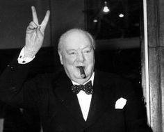 Un 24 de enero muere el estadista británico Winston Churchill