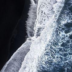 The wave   #wave #sea #water #nature #dronephotography #aerial #aerialphotography #shore #coast #strand #meer #wellen #wasser #küste