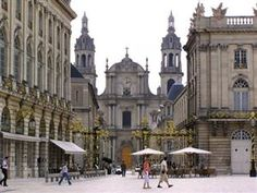 | ? | Cathedral of Nancy - Lorraine, France | by © B?n | via...
