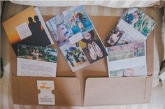 Wedding Welcome Packet! This is super cool! I will definitely do this if my photography career takes off.
