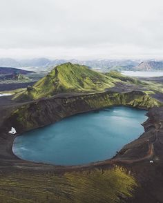 Highlands, Iceland - Disconnect from the Internet to appreciate the world around you more 💚 (📷: @lebackpacker )