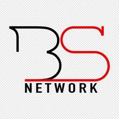 Logo design BS Network Logo Design, Letters, Studio, Logos, Study, Studios, A Logo, Lettering, Studying