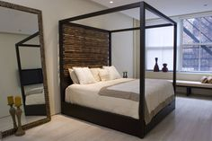 Canopy beds are one of the most well-knowndesigns in the world of bedroom furniture. These classic beds have been around for centuries, and were once comm
