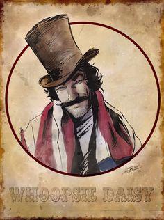 Bill the Butcher - Gangs of New York - Rahzzah.deviantart.com