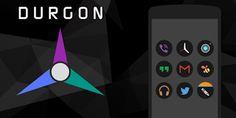 Durgon - Icon Pack v6.6.0  Domingo 4 de Octubre 2015.By : Yomar Gonzalez ( Androidfast )  Durgon - Icon Pack v6.6.0 Requisitos: 4.0.3  Resumen: Los iconos se ven increíblemente nítidas con detalles de alta definición tanto en el teléfono y tablets! 3.020 iconos HD (192x192) listos para los dispositivos futuros  Cientos de iconos de alternativas para elegir  32 fondos de pantalla de alta definición basado en la nube. Puede guardarlos en su dispositivo!  Lanzadores apoyan: Acción Adw AdwEX…