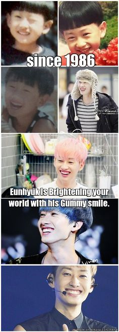 seriously the most precious smile, from our dear Hyukjae~ <3 ^_^
