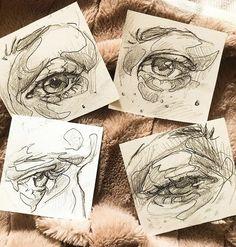 drawings and cool art - kate zambrano eye photo eye eye brows eye reflections eye makeup eye cream Art Inspo, Kunst Inspo, Inspiration Art, Drawing Sketches, Cool Drawings, Sketching, Drawings Of Eyes, Cool Sketches, Photo Oeil