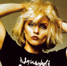 Darian Darling: A Guide To Life For Modern Blondes!: Darling Delight: Atomic Blondies Recipe inspired by Debbie Harry!