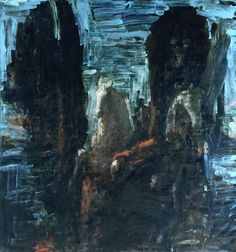 Christopher Le Brun PRA 'Dream, Think, Speak', oil on canvas Wildlife Paintings, Animal Paintings, Horse Paintings, Abstract Art Images, Neo Expressionism, Tate Gallery, Royal Academy Of Arts, Ubs, Painting Process