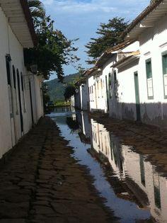 Centro Histórico, Paraty, RJ :: Julho 2012