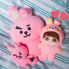 Pop Dolls, Cute Dolls, Baby Dolls, Mochila Kpop, Llama Stuffed Animal, Stuffed Animals, Bts Doll, Kpop Diy, Bts Birthdays