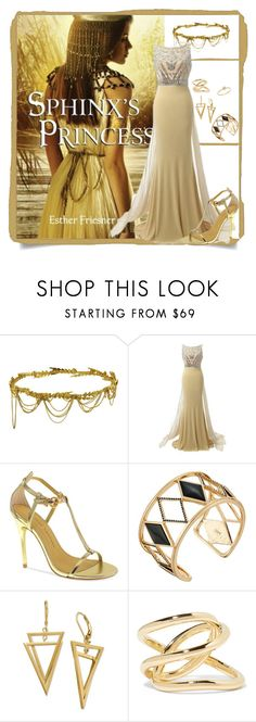 Sphinx's princess - Esther Friesner by ninette-f on Polyvore