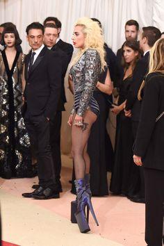 Lady Gaga (MET Gala 2016)