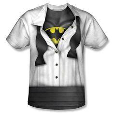 Warner Bros. Men's Bruce Wayne Open Tux, Reveal Ba...($30.96–$35.46 $30.76–$35.46)