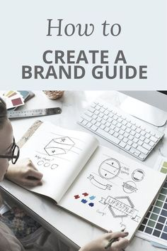 Think how much easier your life would be if you collated all the key elements of your brand in once place! By creating a brand guide, you can keep your brand style, logo, brand colours, brand tone of voice and everything else that makes your online busine Personal Branding, Branding Your Business, Creative Business, Logo Branding, Business Emails, Personal Logo, Corporate Branding, Business Tips, Bank Branding