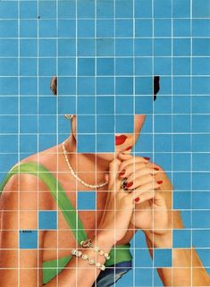 Anthony Gerace | PICDIT in // mixed media