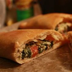 Real Italian Calzones Recipe