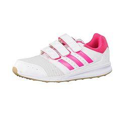 Adidas - LK Sport CF K - Color: Blanco-Rosa - Size: 28.0 RnyoKPb