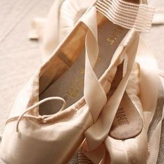 These are exactly what my ballet Pointe shoes look like, same brand too