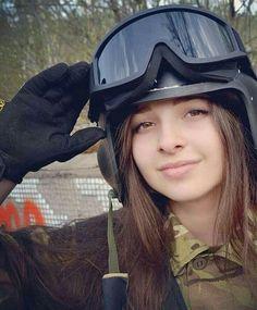 Amazing Women, Beautiful Women, Beautiful Images, Hottie Women, Military Women, Military Female, Outdoor Girls, Cute Japanese Girl, Russian Beauty