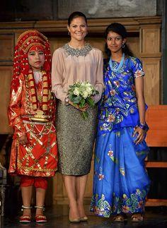 Doña Letizia, Máxima de Holanda y Victoria de Suecia: siempre el mejor ejemplo de solidaridad - Foto 4