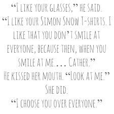 Image result for fangirl rainbow rowell quotes