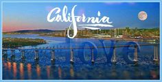 Best state in the whole land! California Love, Marina Bay Sands, San Diego, Travel, Viajes, Destinations, Traveling, Trips