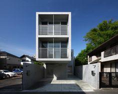 http://leibal.com/architecture/dwelling-minamikarasuyama/ #minimalism #minimalist #minimal