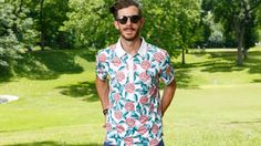 Tropical Mums Polo