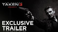 TAKEN 3   Exclusive Trailer [HD]   20th Century FOX