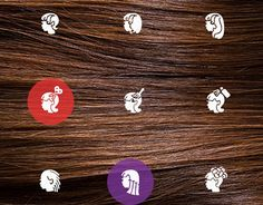 """Check out new work on my @Behance portfolio: """"Icons of barber services for woman"""" http://be.net/gallery/52210295/Icons-of-barber-services-for-woman"""