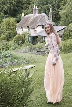 "Eve Delf in ""Far From The Madding Crowd"" by Perry Ogden for The Stylist Magazine, #179"