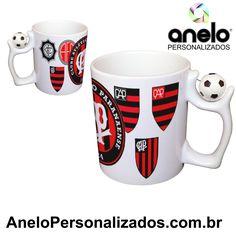 Canecas Futebol - Atlético Paranaense