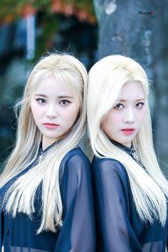 Jinsoul & Kim Lip