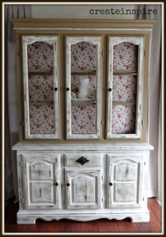{createinspire}: French Country Hutch