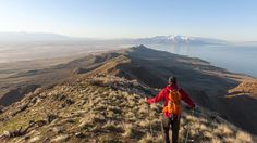 Nestled between the Great Salt Lake and Wasatch Mountains, Davis County, Utah, has more than 500 miles of trails to explore. Here are some your best options for great views, challenging hikes, and spectacular singletrack.