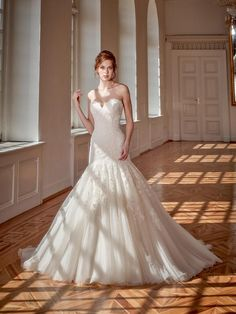 Igen Szalon Diane Legrand wedding dress- 6216  igenszalon  DianeLegrand   weddingdress  bridalgown 035ecf184a