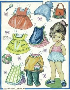 I remember paying 15 cents for my Paper Dolls.