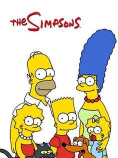 Los Simpsons. Serie de TV