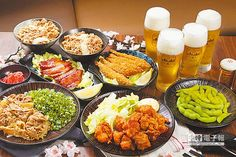 吉野家吉林店、天津店、西湖店改為居酒屋型式,10月31日前與團購網Gomaji合作套餐優惠。(郭家崴)