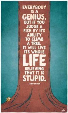 Albert Einstein #quote #motivational #education #inspirational