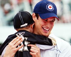 Sidney Crosby - Pittsburgh Penguins and Their Adorable Companions